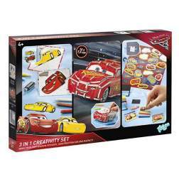 Set creatie Totum 3 in 1 - Cars