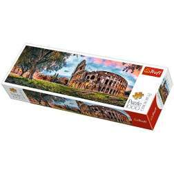 Puzzle Trefl - Panorama Colosseum At Dawn, 1000 piese (29030)