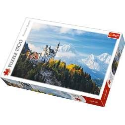 Puzzle Trefl - Bawarian Alps, 1500 piese (26133)