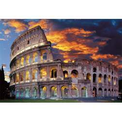 Puzzle Trefl - The Collosseum In Rome, 1500 piese (26068)