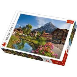 Puzzle Trefl - Alps In The Summer, 2000 piese (27089)