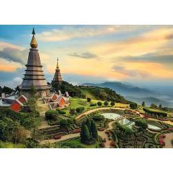 Puzzle Trefl - Fairytale Chiang Mai, 2000 piese (27088)