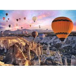 Puzzle Trefl - Balloons Over Cappadocia, 3000 piese (33059)