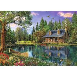 Puzzle Trefl - Afternoon Idyll, 4000 piese (45005)