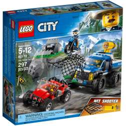 LEGO Goana pe teren accidentat - LEGO 60172 (City)