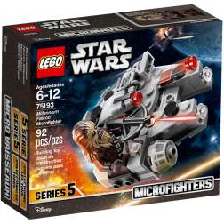 LEGO Millennium Falcon Microfighter - LEGO 75193 (Star Wars)