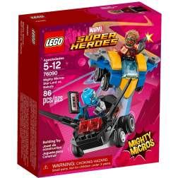 LEGO Mighty Micros: Star-Lord contra Nebula - LEGO 76090 (Super Heroes)