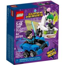 LEGO Mighty Micros: Nightwing contra The Joker - LEGO 76093 (Super Heroes)