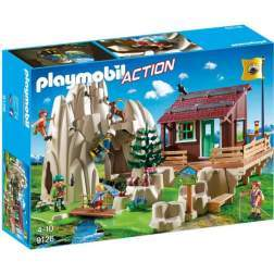 Set Playmobil Action - Zona De Alpinism 9126