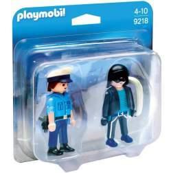 Set Playmobil City Action - Politist Si Hot 9218