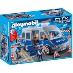 Set Playmobil City Action - Politist Cu Duba 9236