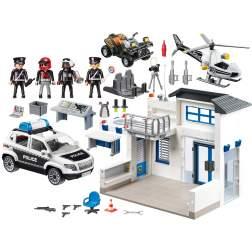 Set Playmobil City Action - Sectie De Politie 9372