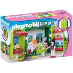 Set Playmobil City Life - Cutie De Joaca - Florarie 5639