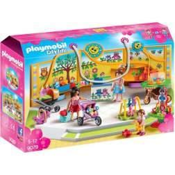 Set Playmobil City Life - Magazin Pentru Bebelusi 9079