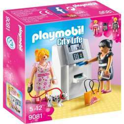 Set Playmobil City Life - Bancomat 9081