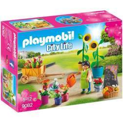 Set Playmobil City Life - Florar 9082