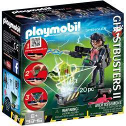 Set Playmobil City Life - Ghostbuster - Spengler 9346