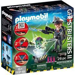 Set Playmobil City Life - Ghostbuster - Stantz 9348