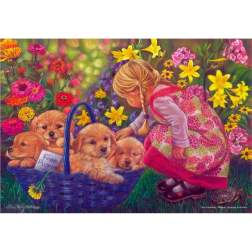 Puzzle Anatolian - Basket Full Of Love, 260 piese (3284)