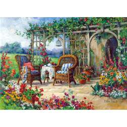 Puzzle Anatolian - Sunny Morning, 1000 piese (1001)