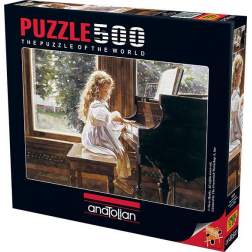 Puzzle Anatolian - Sound Of Tiny Fingers, 500 piese (3559)