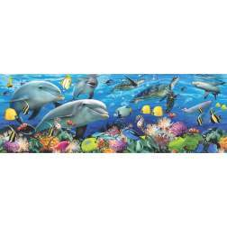 Puzzle Anatolian - Undersea, 1000 piese, panoramic (1009)