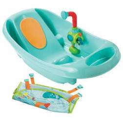Summer Infant - 09556 Cadita cu suport integrat My Fun Tub