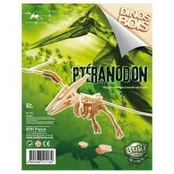 Dinozaur din lemn Pteranodon