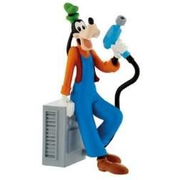 Figurina Bullyland - Goofy - Mickey si pilotii de curse