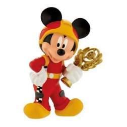Figurina Bullyland - Mickey - Mickey si pilotii de curse