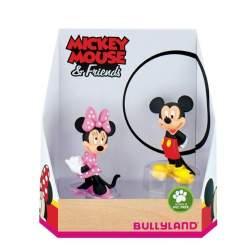 Set figurine Bullyland - Minnie si Mickey