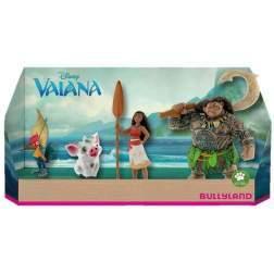 Set figurine Bullyland - Vaiana - 4 figurine