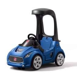 Masina de impins - TURBO COUPE FOOT-TO-FLOOR, albastra