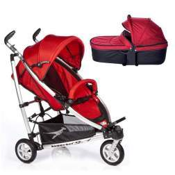 TFK - Carucior 2 in 1 Buggster S Cranberry