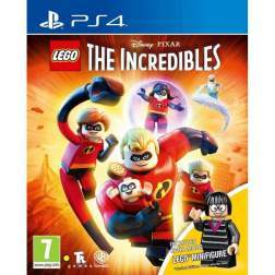 LEGO THE INCREDIBLES TOY EDITION - PS4