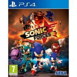 SONIC FORCES D1 EDITION - PS4
