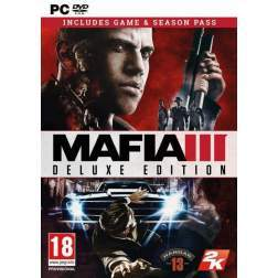 MAFIA 3 DELUXE EDITION - PC