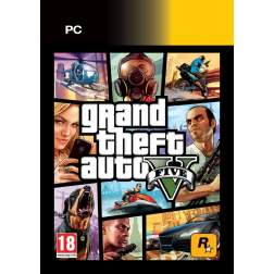 GRAND THEFT AUTO V - PC (SOCIAL CLUB CODE)