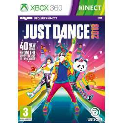 JUST DANCE 2018 - XBOX360