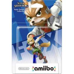 AMIIBO FOX NO. 6 (SUPER SMASH)
