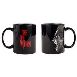 THE EVIL WITHIN LOGO MUG