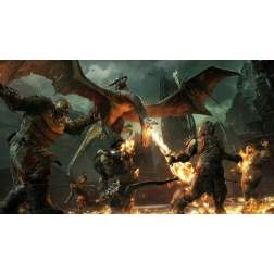 MIDDLE EARTH SHADOW OF WAR - PC