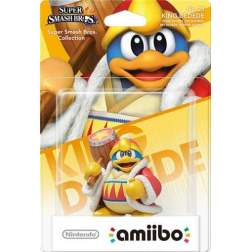AMIIBO KING DEDEDE NO. 28 (SUPER SMASH)