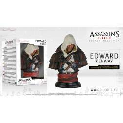 ASSASSINS CREED 4 BLACK FLAG EDWARD KENWAY BUST