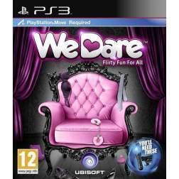 WE DARE - PS3