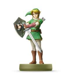 AMIIBO LINK TWILLIGHT PRINCESS (THE LEGEND OF ZELDA)