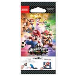 MARIO SPORTS SUPERSTARS AMIIBO CARDS