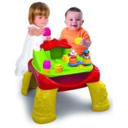 Masa De Joaca Cu Cuburi - Clemmy