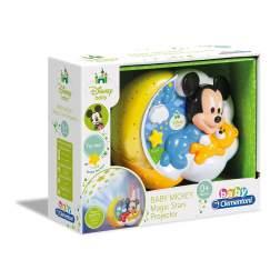 Proiector Muzical Clementoni Mickey Mouse