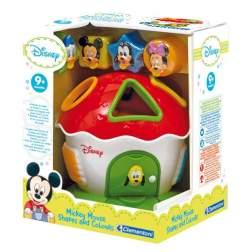 Jucarie De Sortat Forme Mickey Si Prietenii Clementoni